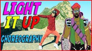 Major Lazer-Light It Up (feat Nyla & Fuse ODG Remix)   Bagio Choreography