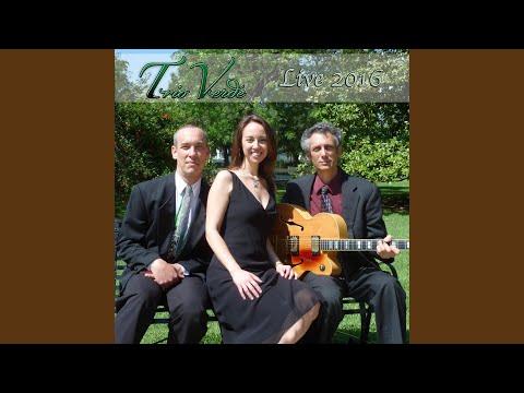 An original I wrote for Trio Verde
