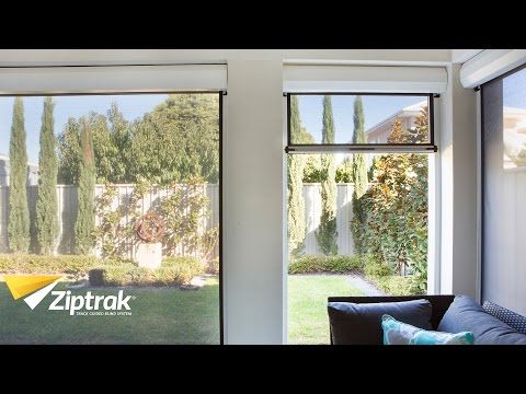 Ziptrak Shade Blinds