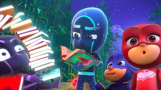 Bad Books 🎓 Back to School Special 🎓 PJ Masks Official