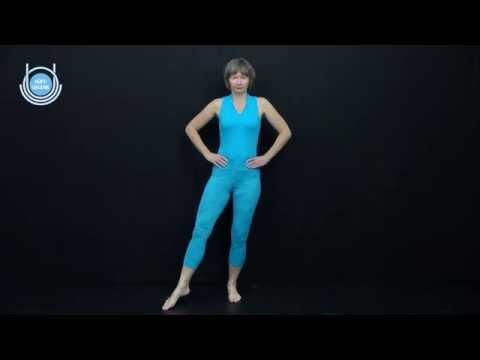 Video die Beschäftigung, wie den Bauch zu entfernen