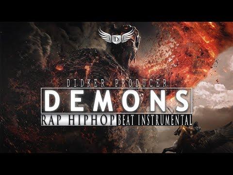 Dark Epic Cinematic RAP INSTRUMENTAL HIPHOP BEAT - Demons