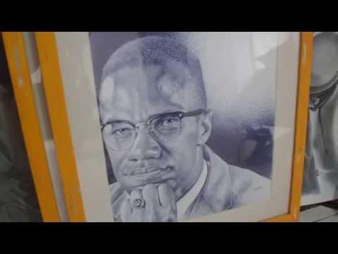 Art in Ghana: Enam Bosokah proving the might of the pen