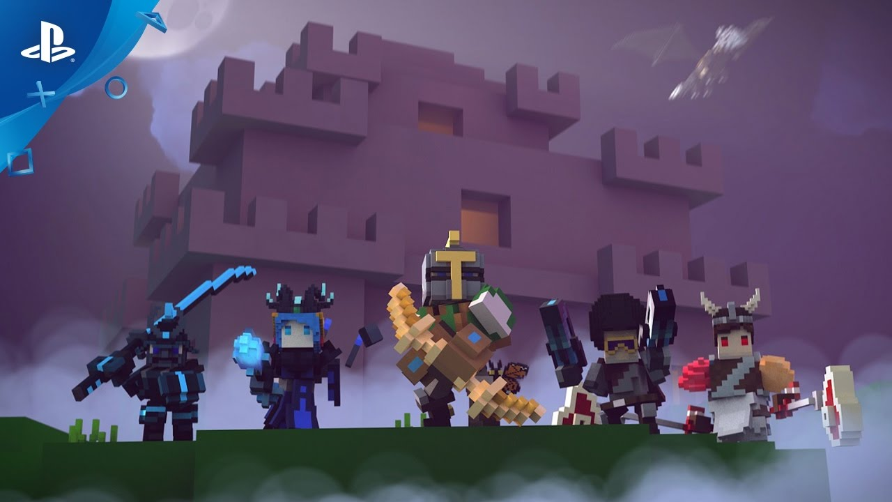 Hunt for Treasure in Far-off Lands with Trove, Out Today on PS4
