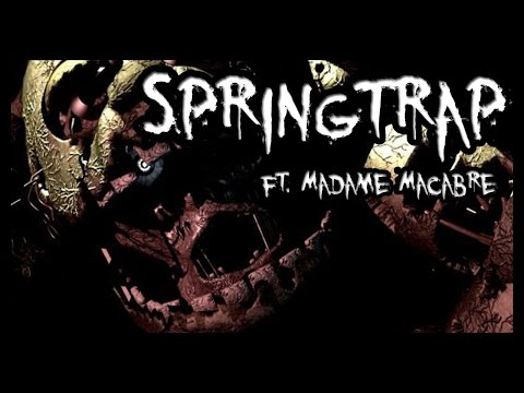 Springtrap [Five Nights at Freddy's 3 Song] (видео)