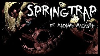 Springtrap (Five Nights at Freddy's 3) - Madame Macabre