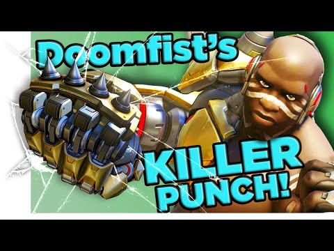 The DEADLY Physics of Doomfist! | The SCIENCE!… of Overwatch