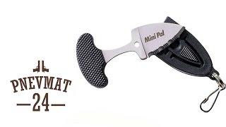 Нож Cold Steel Mini Pal 43NSK (Обзор, распаковка)