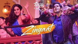 Zingaat | Dhadak | Janhvi & Ishaan | Shashank Khaitan | Ajay   Atul | In Cinemas Now