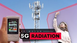 Is 5G Safe? | New Side Street Cell Towers – Radiation Analysis
