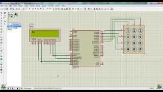Interfacing Numeric Keypad with AVR (ATmega32)