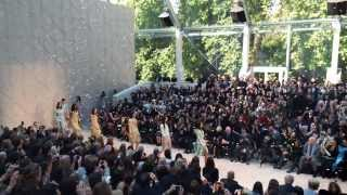 Full Show   Burberry Prorsum Womenswear SS14   Shot Entirely With IPhone 5s