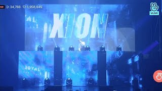 [LIVE/ONEUS] ONEUS 원어스 - Crazy & Crazy (ㅁㅊㄷ ㅁㅊㅇ) (feat.XION)