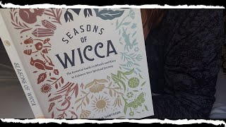 Seasons of Wicca by Ambrosia Hawthorn || Wiccan Book Review