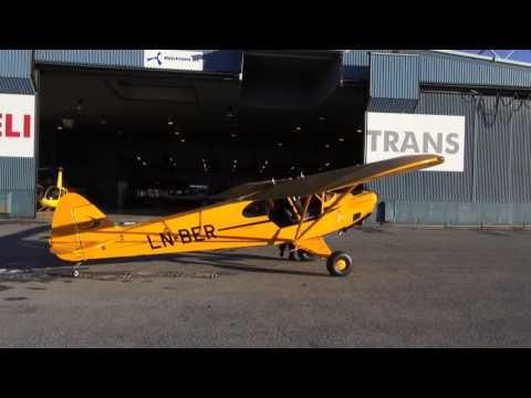 Starting the Carbon Cub EX first time - Youtube Download