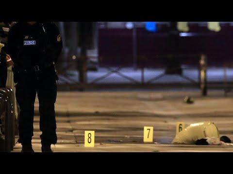 Παρίσι: Επίθεση με μαχαίρι και σιδηρολοστό