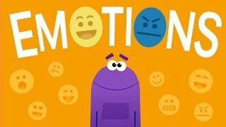 """Emotions"" - StoryBots Super Songs Episode 8 | Netflix Jr"