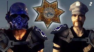 New Vegas Mods: New Vegas Police! - Part 2