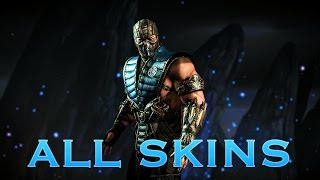 Mortal Kombat X - All skins and how to unlock them