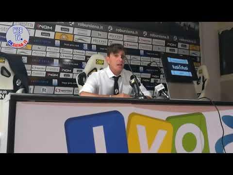ROBUR SIENA-LUCCHESE 1-0 - LE INTERVISTE - 2017
