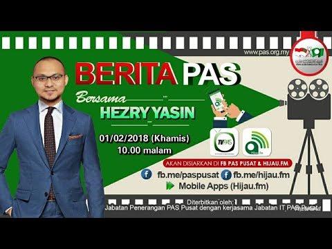 Berita PAS 01 Feb 2018