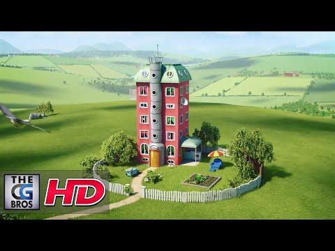 "CGI 3D Animated Intro : ""BOLIBOMPA"" – by ILP"