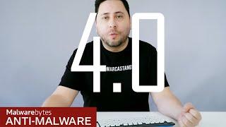 Malwarebytes 4.0 Remueve Virus y Spywares de tu PC Gratis