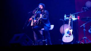 The Trews - You Gotta Let Me In - Live & Acoustic in Lloydminster Oct 27/10