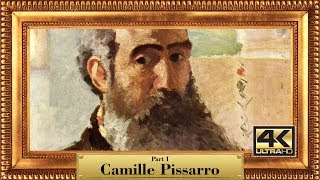 Artist: Camille Pissarro (1830-1903) | 471 Classic Paintings | 4K Ultra HD Slideshow