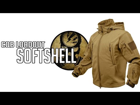 Chaqueta Táctica SOFTSHELL  · Review · AIRSOFT