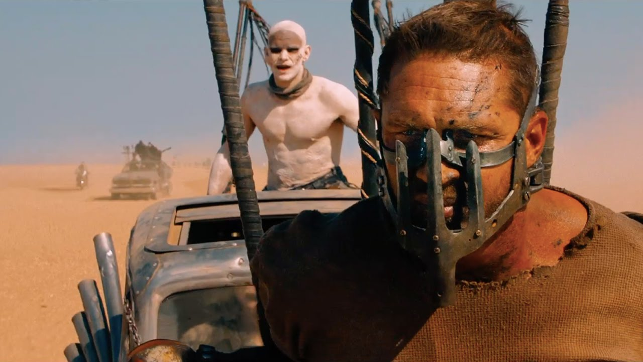 Movie Trailer:  Mad Max: Fury Road (2015)