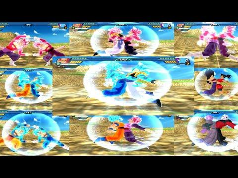 400 mb] Dragon Ball Z TTT budokai tenkaichi 3 mod with SSJ4