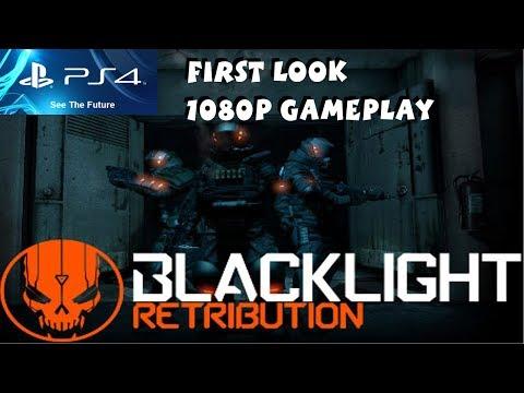 playstation 4 blacklight retribution release
