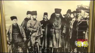 SAMSUN'DA 10 KASIM NEDENİYLE GAZİ MÜZESİ ZİYARETE AÇILDI...