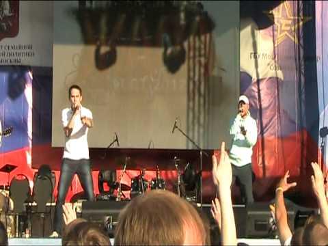 25/17 - Моя крепость. ЖАРА-Фест, ВВЦ, Москва (30.06.2012) [Live]