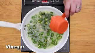 Jalapeno chili szósz recept videó