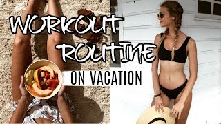 Workout Routine in Jamaica! | 2018