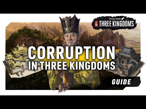 CORRUPTION | A Total War: Three Kingdoms Guide