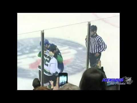 Levi Lind vs. Tyler Sheldrake