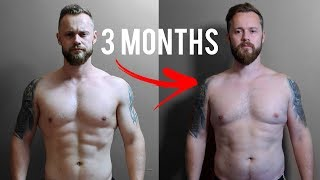 3 months off the gym with no training | What happens next?