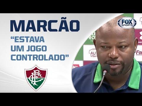 EMPATE NO MARACANÃ! Fluminense e Fortaleza ficam no 0 a 0; Marcão e Rogério Ceni falam ao vivo!
