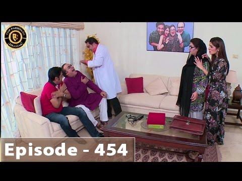 Bulbulay Ep 454 - Nabeel - Ayesha Omer - Top Pakistani Dramas