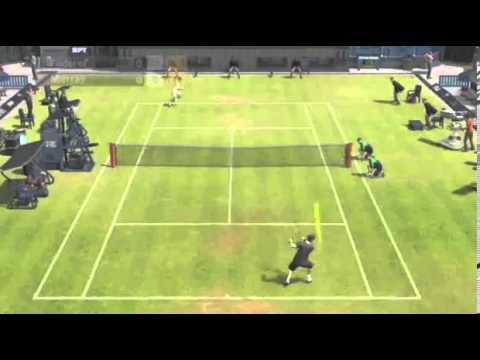 virtua tennis 2009 wii youtube