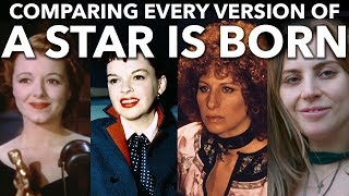 Comparing Every Version of A Star Is Born