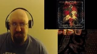 Angra Temple Of Hate Reaction. Killer Brazilian power metal.