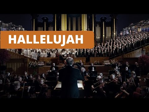 World's Largest Virtual #Hallelujah Chorus