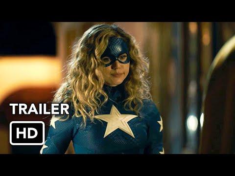 DC's Stargirl Season 2 Trailer - Brec Bassinger Superhero series