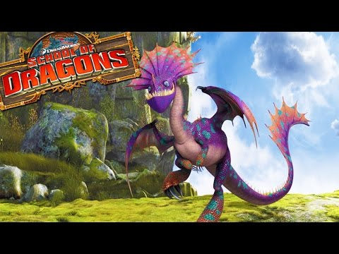 How to Train Your Dragon : School of Dragons #23 'BEAT MY SCORE'
