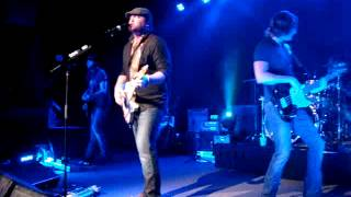 Lee Brice-She Ain't Right-Toby Keith's Bar-Foxboro, MA 05-24-12