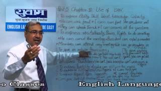 "Ch#10 Use of ""Can"" - Man Singh Shekhawat-Yuwam"